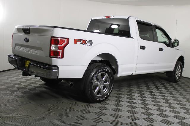2018 Ford F-150 SuperCrew Cab 4x4, Pickup #RAC0158 - photo 7