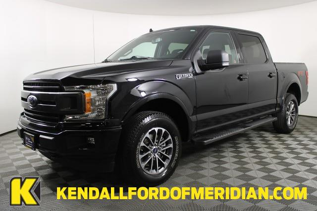 2018 Ford F-150 SuperCrew Cab 4x4, Pickup #RAC0232 - photo 1