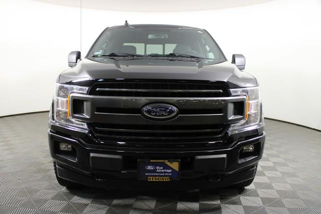 2018 Ford F-150 SuperCrew Cab 4x4, Pickup #RAC0232 - photo 3