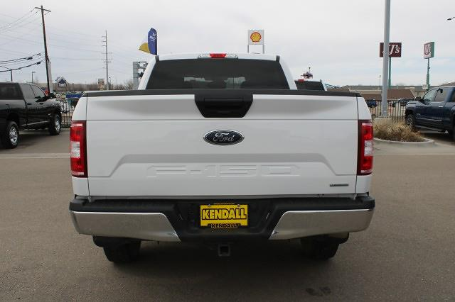2019 Ford F-150 SuperCrew Cab 4x4, Pickup #RAG0044 - photo 2
