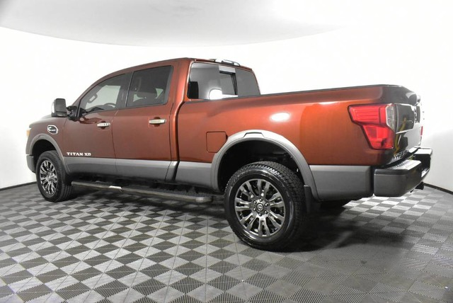 2016 Nissan Titan XD Crew Cab 4x4, Pickup #RC8398A - photo 2