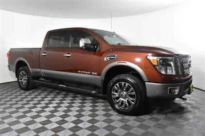 2016 Nissan Titan XD Crew Cab 4x4, Pickup #RC8398A - photo 4