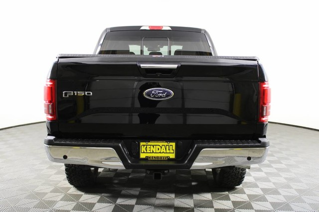 2017 Ford F-150 SuperCrew Cab 4x4, Pickup #RC8719A - photo 8