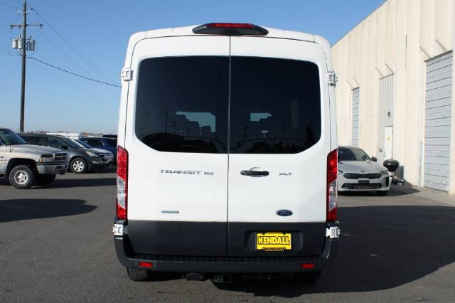 2018 Ford Transit 150 Med Roof 4x2, Passenger Wagon #RC8753 - photo 2