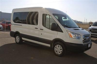 2018 Ford Transit 150 Med Roof 4x2, Passenger Wagon #RC8753 - photo 3