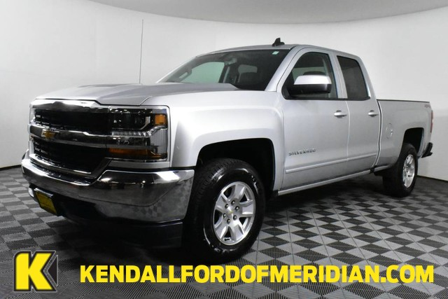 2019 Silverado 1500 Double Cab 4x4,  Pickup #RE8021 - photo 1
