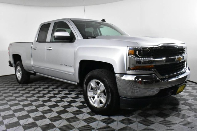 2019 Silverado 1500 Double Cab 4x4,  Pickup #RE8021 - photo 4