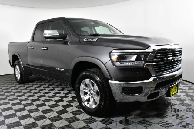 2019 Ram 1500 Quad Cab 4x4, Pickup #RE8239 - photo 4