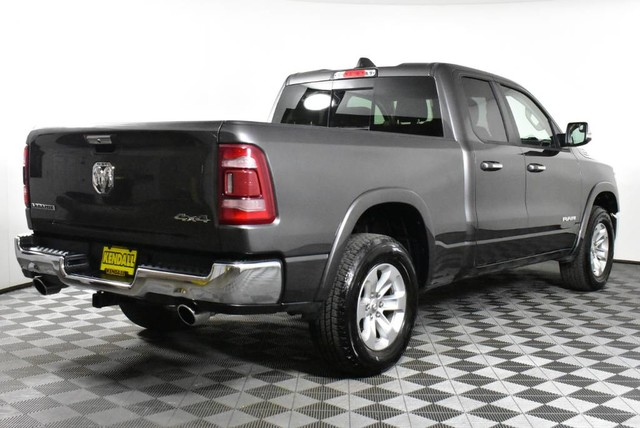 2019 Ram 1500 Quad Cab 4x4, Pickup #RE8239 - photo 7
