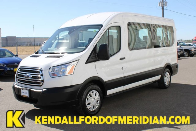 2019 Ford Transit 350 Med Roof RWD, Passenger Wagon #RE8741 - photo 1