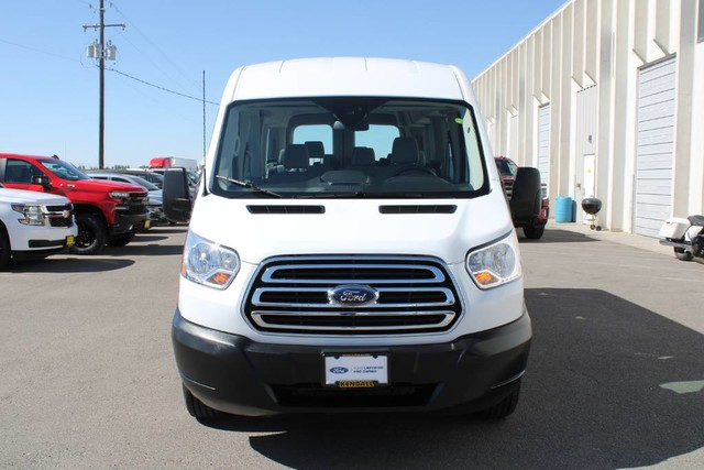 2019 Ford Transit 350 Med Roof RWD, Passenger Wagon #RE8741 - photo 2