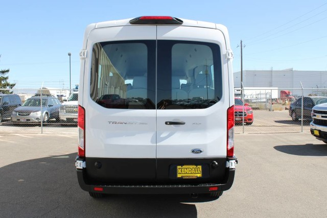 2019 Ford Transit 350 Med Roof RWD, Passenger Wagon #RE8741 - photo 4
