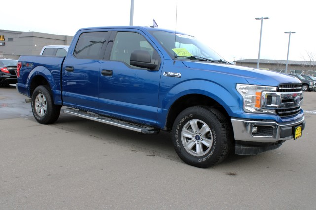 2018 Ford F-150 SuperCrew Cab 4x4, Pickup #REW1211 - photo 3