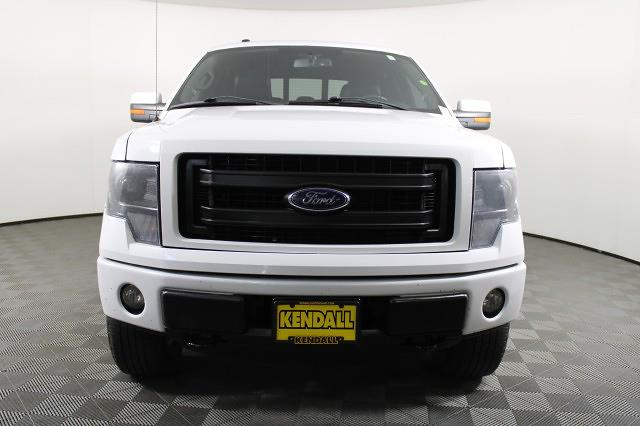 2013 Ford F-150 SuperCrew Cab 4x4, Pickup #REW1244A - photo 3