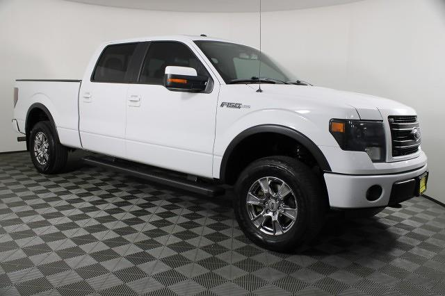 2013 Ford F-150 SuperCrew Cab 4x4, Pickup #REW1244A - photo 4