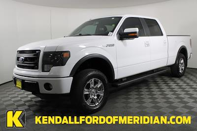 2013 Ford F-150 SuperCrew Cab 4x4, Pickup #REW1244A - photo 1