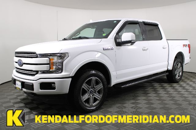 2018 Ford F-150 SuperCrew Cab 4x4, Pickup #REW1249 - photo 1
