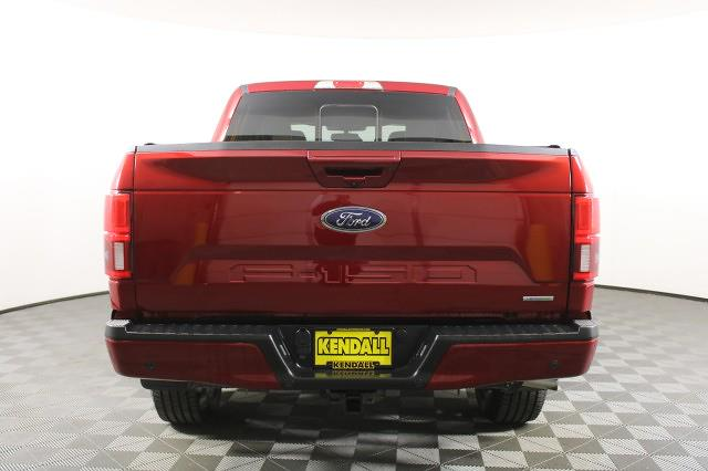 2018 Ford F-150 SuperCrew Cab 4x4, Pickup #REW1284 - photo 8