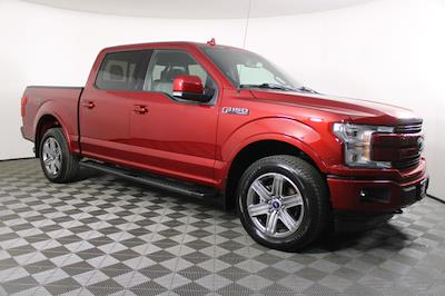 2018 Ford F-150 SuperCrew Cab 4x4, Pickup #REW1284 - photo 4