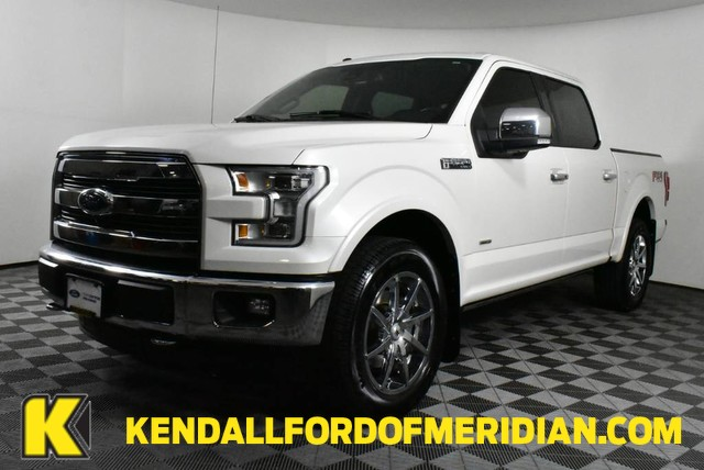 2016 F-150 SuperCrew Cab 4x4,  Pickup #RF18806A - photo 1