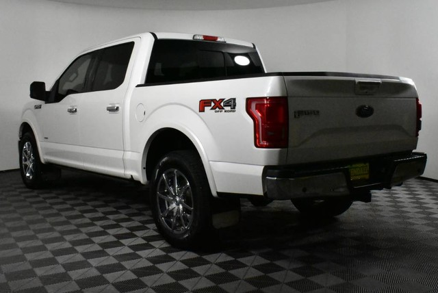 2016 F-150 SuperCrew Cab 4x4,  Pickup #RF18806A - photo 2