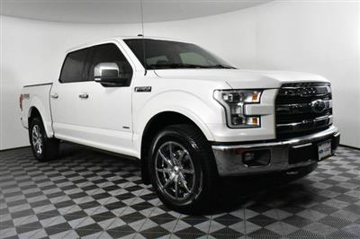 2016 F-150 SuperCrew Cab 4x4,  Pickup #RF18806A - photo 4