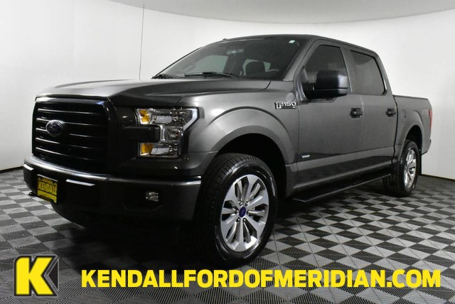 2017 F-150 SuperCrew Cab 4x4, Pickup #RF19686A - photo 1