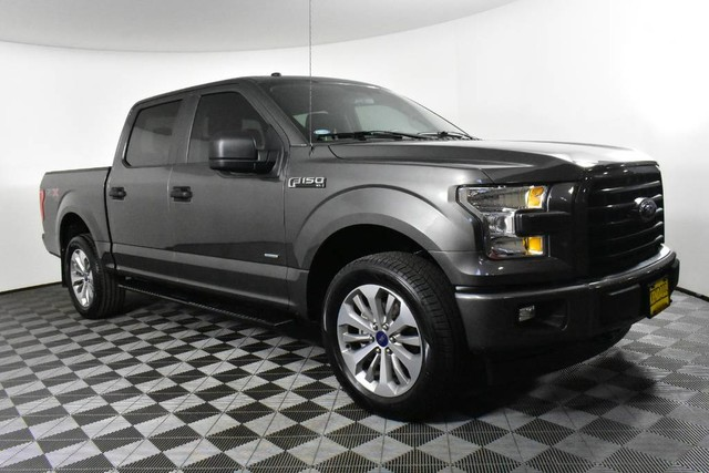 2017 F-150 SuperCrew Cab 4x4, Pickup #RF19686A - photo 4
