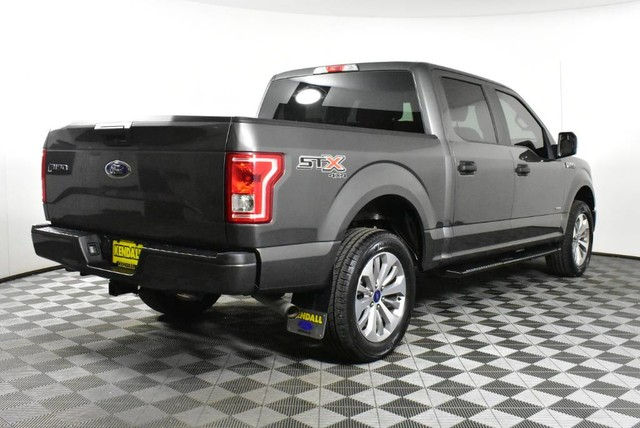 2017 F-150 SuperCrew Cab 4x4, Pickup #RF19686A - photo 6