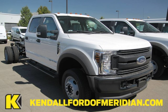 2019 F-550 Crew Cab DRW 4x4,  Cab Chassis #RN17667 - photo 1