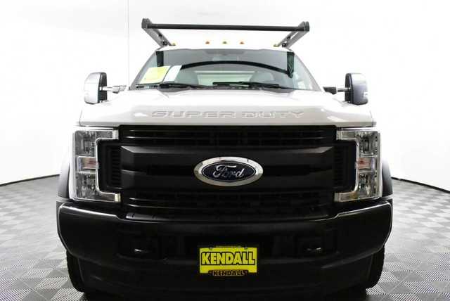 2019 F-550 Crew Cab DRW 4x4,  Knapheide Service Body #RN17670 - photo 1