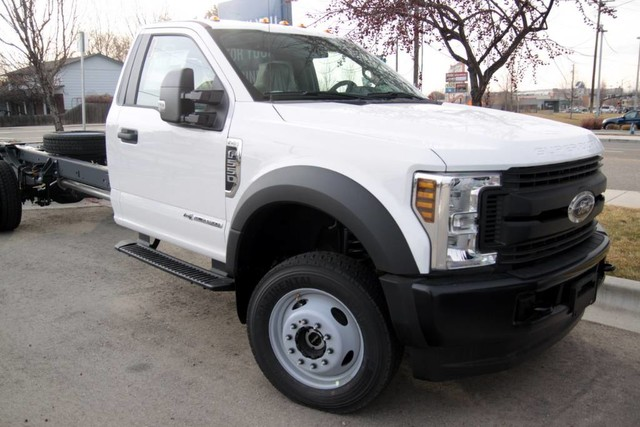 2019 F-550 Regular Cab DRW 4x4,  Cab Chassis #RN17671 - photo 8