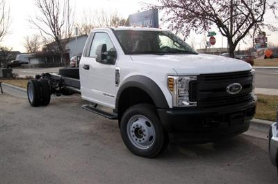 2019 F-550 Regular Cab DRW 4x4,  Cab Chassis #RN17671 - photo 3