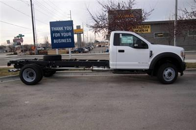 2019 F-550 Regular Cab DRW 4x4,  Cab Chassis #RN17671 - photo 7
