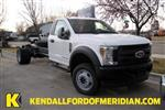 2019 F-550 Regular Cab DRW 4x4,  Cab Chassis #RN17671 - photo 1