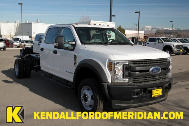2019 F-550 Crew Cab DRW 4x4,  Cab Chassis #RN17691 - photo 1