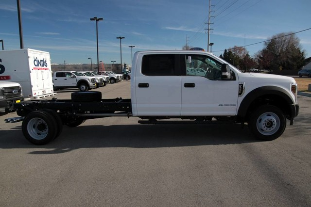 2019 F-550 Crew Cab DRW 4x4,  Cab Chassis #RN17691 - photo 10