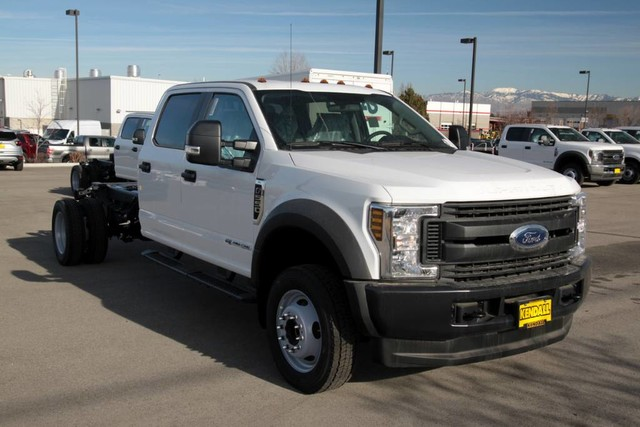 2019 F-550 Crew Cab DRW 4x4,  Cab Chassis #RN17691 - photo 3