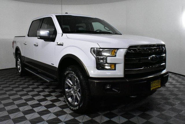 2015 F-350 Crew Cab 4x4, Pickup #RN18314A - photo 4