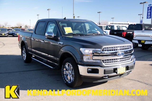2019 F-150 SuperCrew Cab 4x4,  Pickup #RN18377 - photo 1