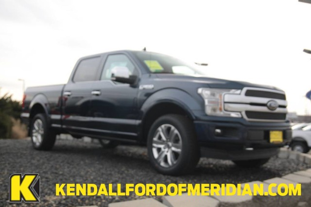 2019 F-150 SuperCrew Cab 4x4,  Pickup #RN18415 - photo 1