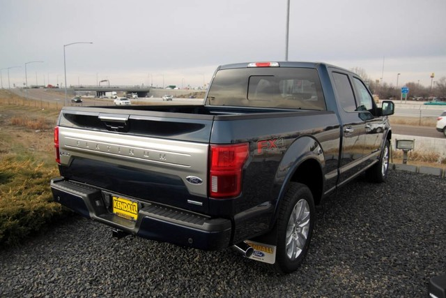 2019 F-150 SuperCrew Cab 4x4,  Pickup #RN18415 - photo 2