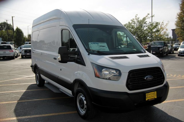 2019 Transit 250 High Roof 4x2,  Ranger Design Base Shelving Upfitted Cargo Van #RN18436 - photo 3