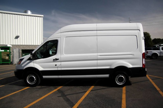 2019 Transit 250 High Roof 4x2,  Ranger Design Base Shelving Upfitted Cargo Van #RN18436 - photo 6