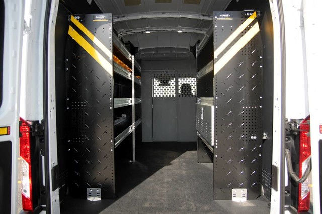 2019 Transit 250 High Roof 4x2,  Ranger Design Base Shelving Upfitted Cargo Van #RN18436 - photo 14