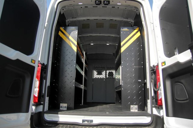 2019 Transit 250 High Roof 4x2,  Ranger Design Base Shelving Upfitted Cargo Van #RN18436 - photo 2