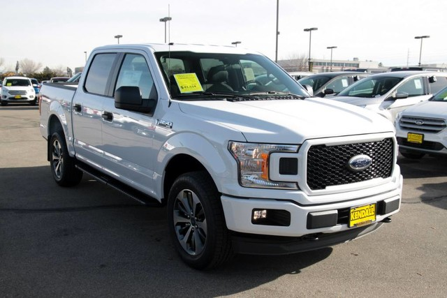 2019 F-150 SuperCrew Cab 4x4,  Pickup #RN18474 - photo 3