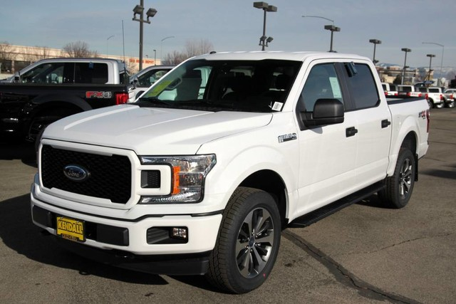 2019 F-150 SuperCrew Cab 4x4,  Pickup #RN18474 - photo 5
