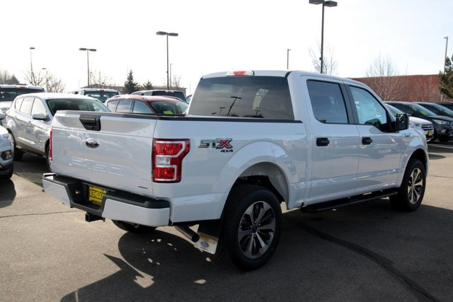 2019 F-150 SuperCrew Cab 4x4,  Pickup #RN18474 - photo 2