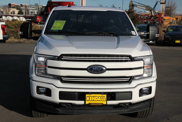 2019 F-150 SuperCrew Cab 4x4,  Pickup #RN18505 - photo 4